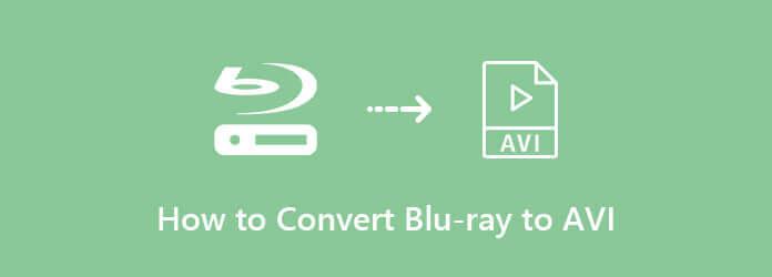 Конвертировать Blu-Ray в AVI