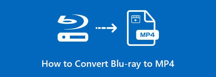 Конвертируйте Blu-ray Disc / Folder / ISO Image Files в MP4