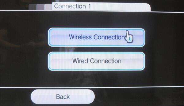 Paramètres Wii