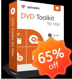 DVD Toolkit для Mac