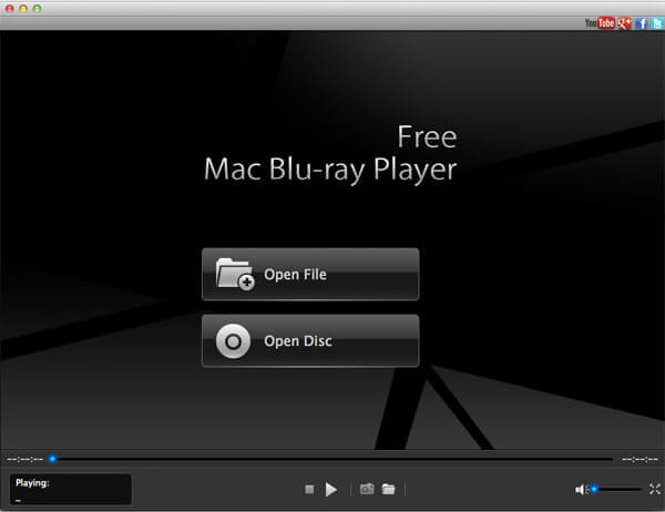 Free Mac Blu-ray Player