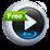 Бесплатный Mac Blu-Ray Player значок