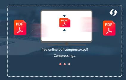 Traiter le fichier PDF pour la compression