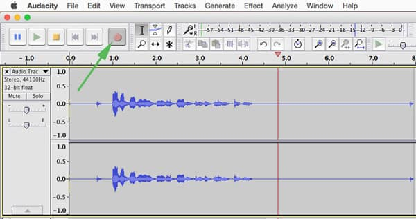 Audacity Record Computer Audio Mac