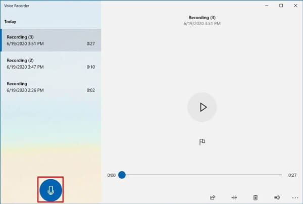 Voice Recording Software Voice Recorder