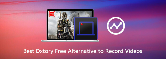 Best Dxtory Free Alternative To Record Videos