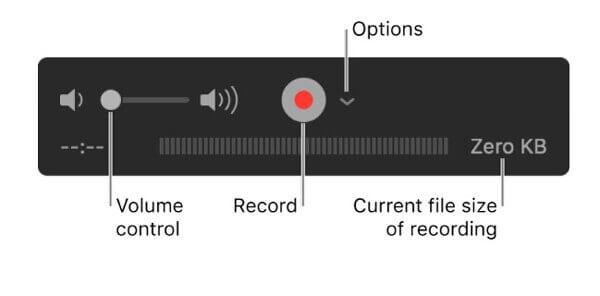 Enregistreur vidéo Quicktime