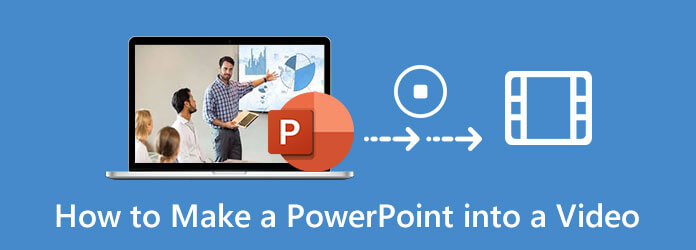 How to Make a PowerPoint into a Video
