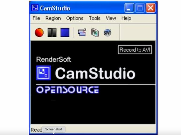 Camstudio Software