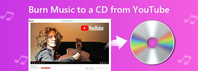 Burn A Cd from Youtube
