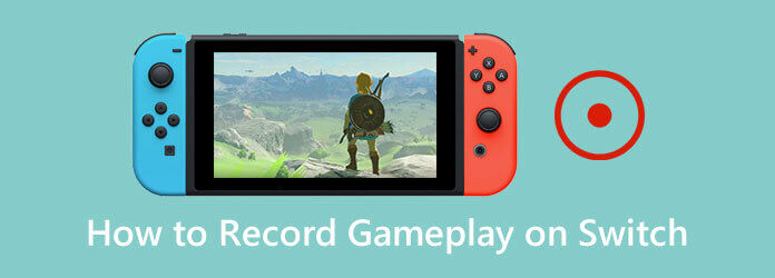 How to Record Gameplay on Switch