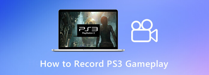 How to Record PS3 Gameplay