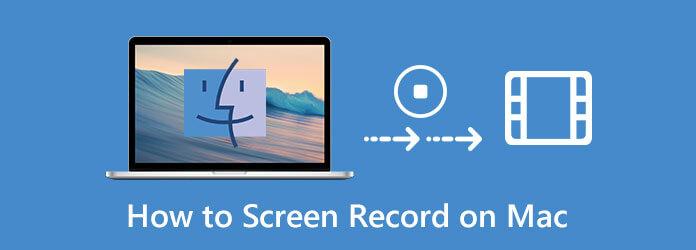 Comment enregistrer un écran sur Mac