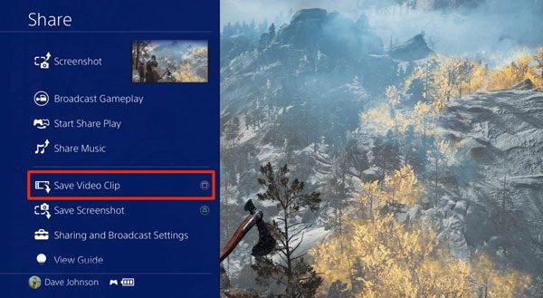 Comment enregistrer un gameplay VR sur PS4