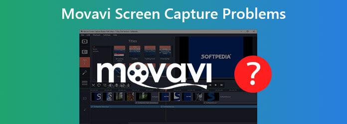Проблемы со снимком экрана Movavi
