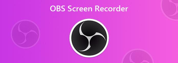 Enregistreur d'écran OBS
