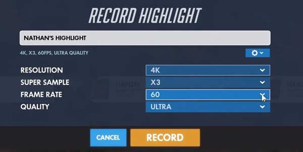 Overwatch Record Highlights