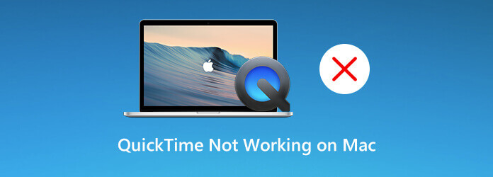 QuickTime ne fonctionne pas sur Mac
