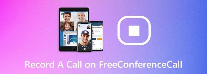 Записать звонок на FreeConferenceCall