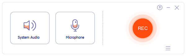 Audio Recorder Interface
