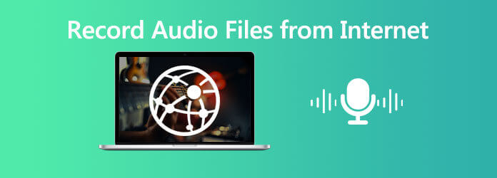 Record Audio Files From Internet