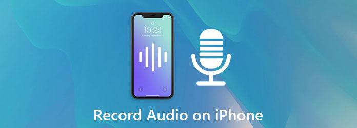 Запись аудио на iPhone