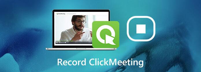Enregistrer le Clickmeeting