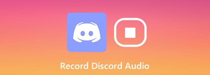 Enregistrer l'audio Discord