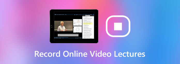 Record Online Video Lectures
