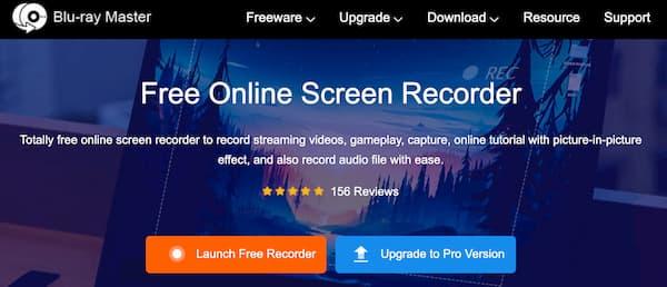 Blu-ray Master Бесплатный онлайн-рекордер