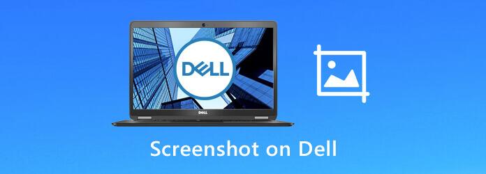 Capture d'écran sur Dell