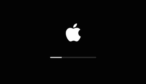 Redémarrer Mac