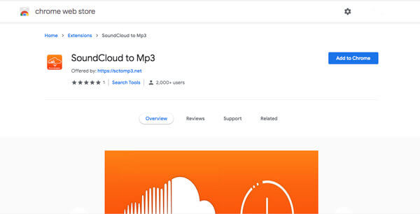 Soundcloud to Mp3 Addon