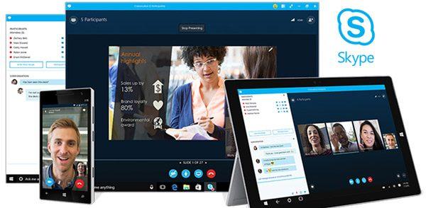 Лучшая бесплатная служба конференц-связи Skype
