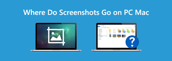 Where do Screenshots go on PC-Mac