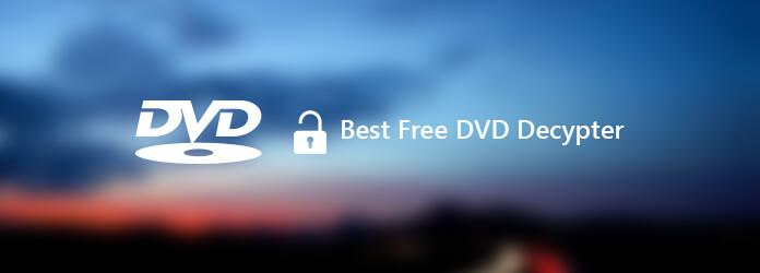 Meilleur logiciel gratuit DVD Decrypter