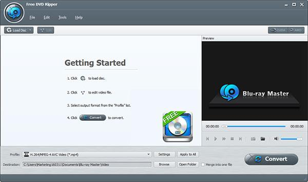 The Easiest Free DVD Ripper for Your Mac to Convert Any DVD.