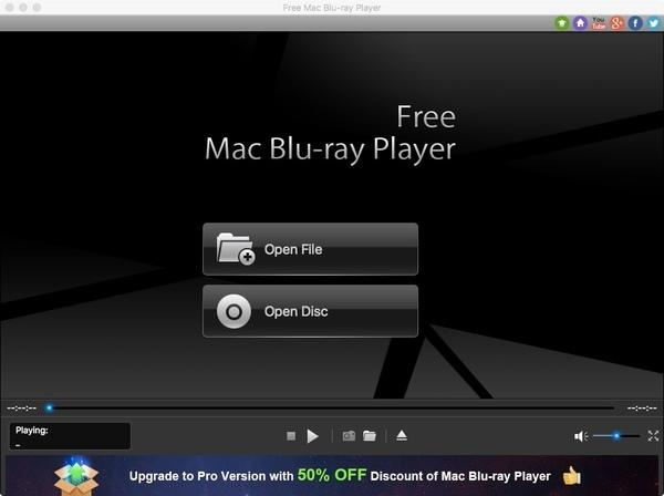 Launch free mac blu ray player