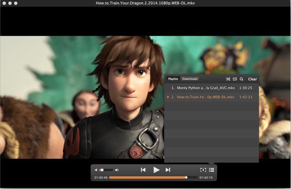 Elmedia Player для Mac