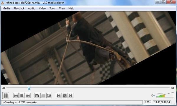 Lecteur multimédia VLC