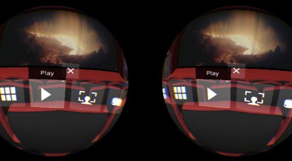 Lecteur Total Cinema 360 Oculus
