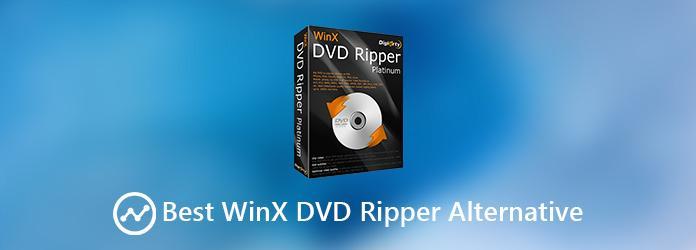 Альтернативы WinX DVD Ripper