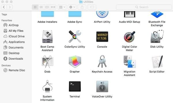Запись ISO на DVD на Mac с терминалом