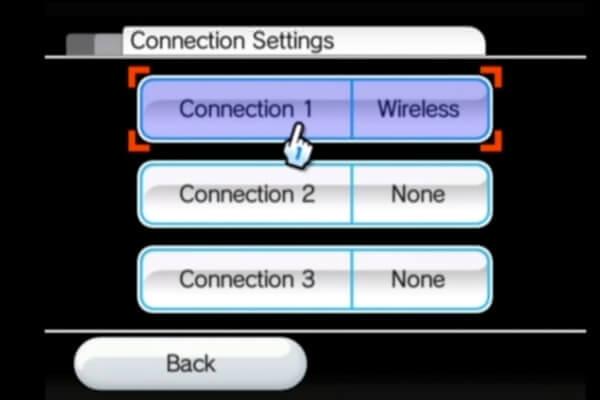 Mise à jour du système Wii