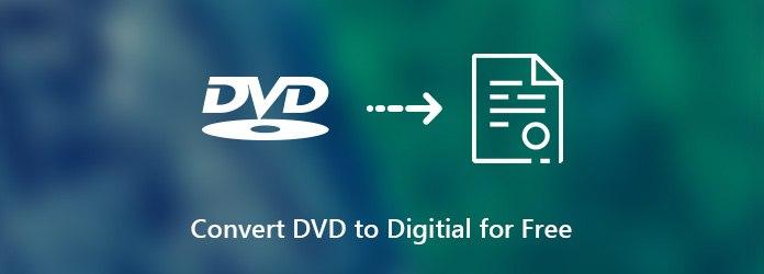 Convertir DVD en numérique
