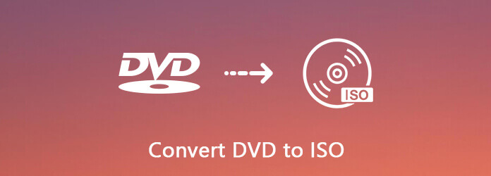 Convert DVD into ISO Image File