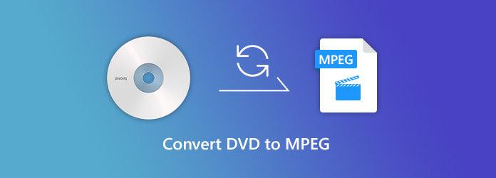 Конвертировать DVD в MPEG