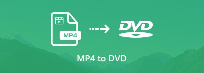 Convertir MP4 en DVD