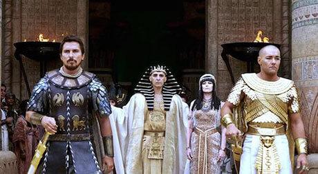 Dieux et rois de l'Exode