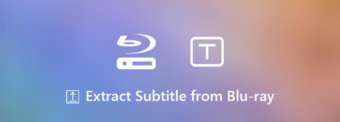Извлечение желаемых субтитров из Blu-ray